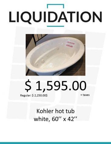 Kohler bath