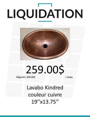 Lavabo Kindred